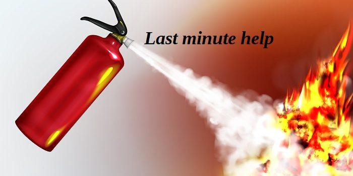 Tűzoltó technikák az angol írásbeli érettségihez