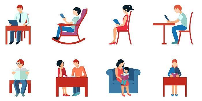 Mit olvassunk a nyelvtanulás során?