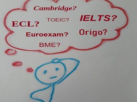 Melyik angol nyelvvizsgát válasszam?
